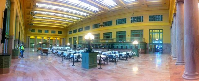 union depot today
