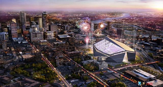 A Super Bowl should plump up local purses by some $500 million.