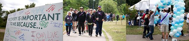 Walk for Recovery