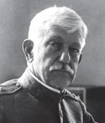 U.S. Army Surgeon General William C. Gorgas