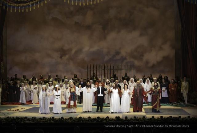 Nabucco curtain call