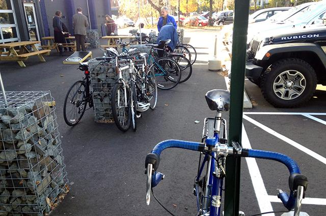 Bike parking: How can something so simple go so wrong? | MinnPost