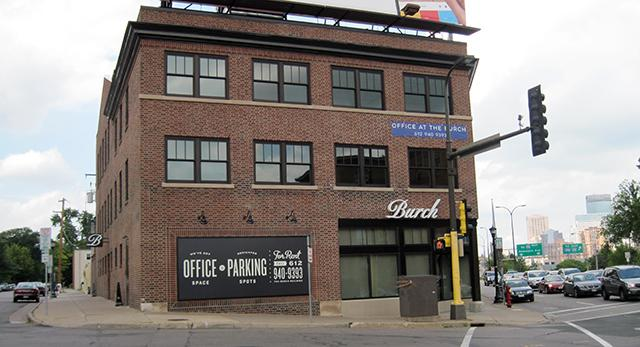 burch building