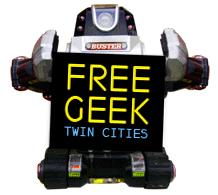 free geek logo