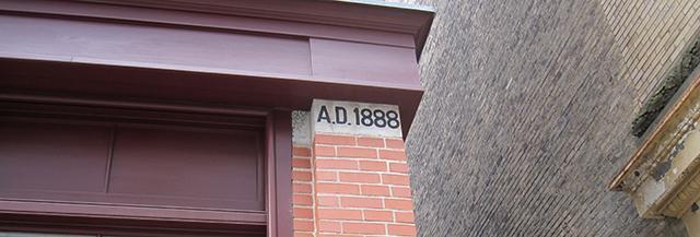 1888 cornerstone