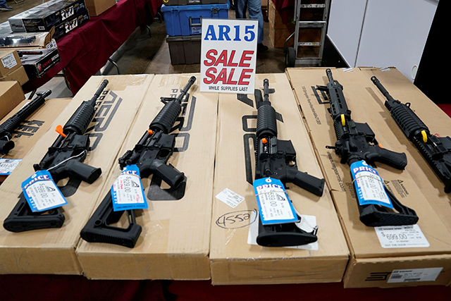 The Second Amendment is — and has always been — a hot mess