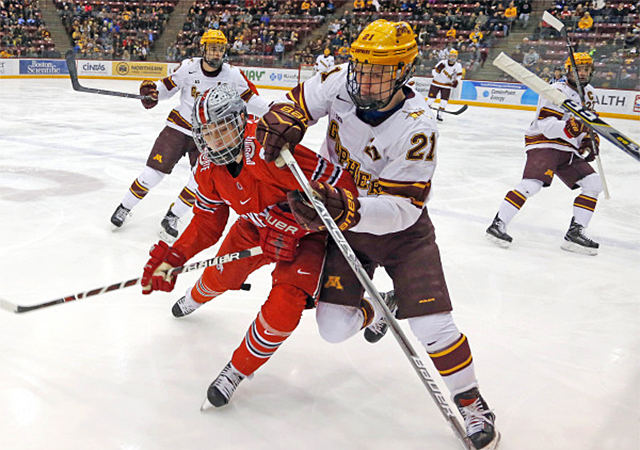 huge selection of 5aec9 2b9a3 Why Gopher men's hockey matters so much to Minnesota — and ...