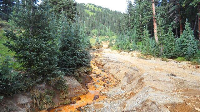 There are issues with Minnesota's abandoned mines