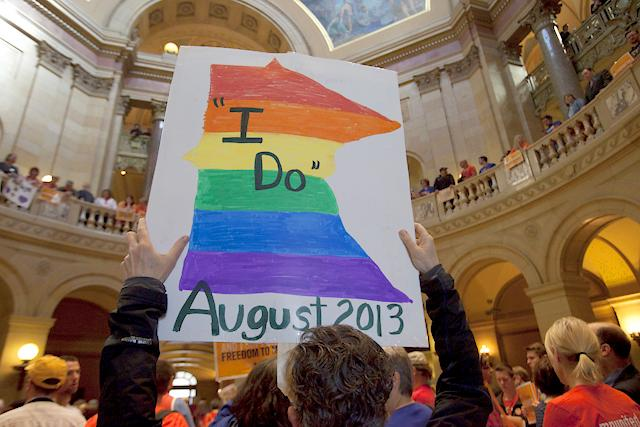 Dfl swing vote on gay marriage to support bill wcco