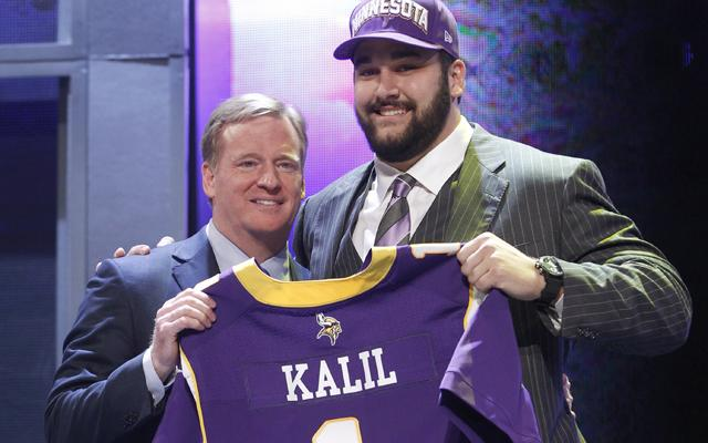 9153c7794 Spielman and the Vikings draft  A new impresario is born