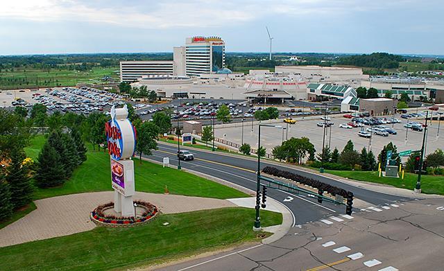 indian reservation casinos minnesota