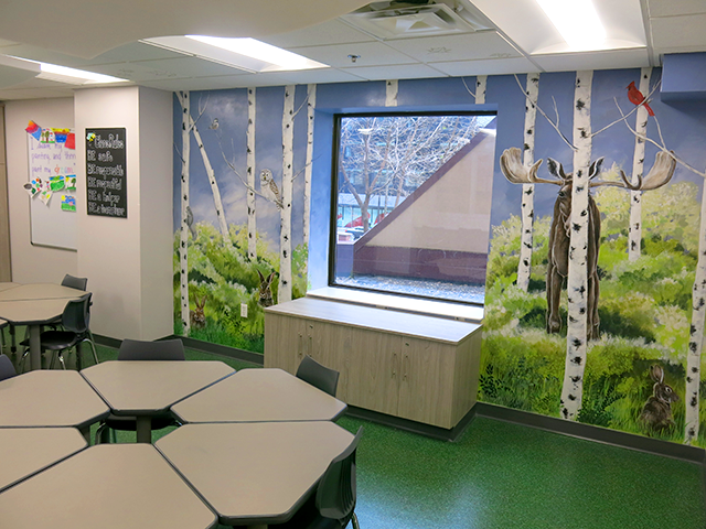 How To Design Spaces For People With >> Rooms Of Their Own Trauma Informed Design Improves