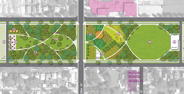 Fired up about Rondo': Land-bridge concept for St  Paul neighborhood