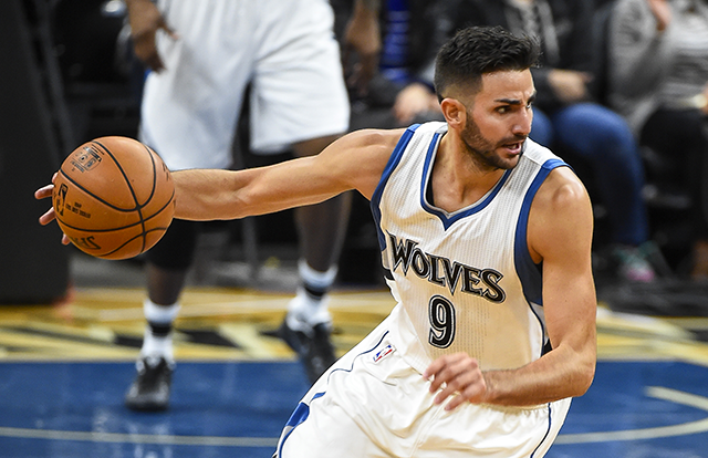 0a662bc31f9d The best person to fill Ricky Rubio s spot on the Wolves  roster  Ricky  Rubio