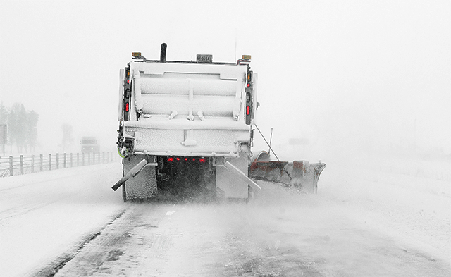 Another Round Of Winter Weather Expected To Hit Much Of
