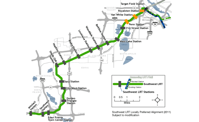 Southwest Light Rail is an investment in equity  c4ee0ca2db2ca