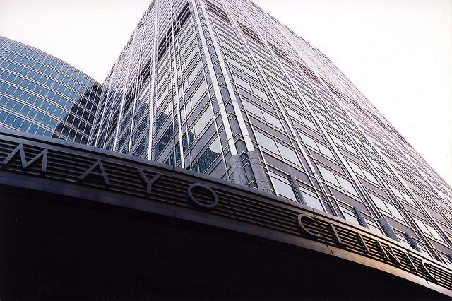 Mayo Clinic keeps an eye on its competitors as it grows