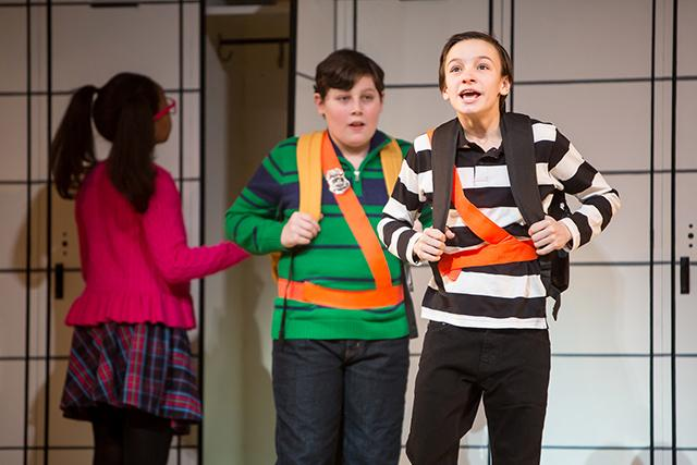 Children S Theatre S Diary Of A Wimpy Kid Is Adorable Minnpost