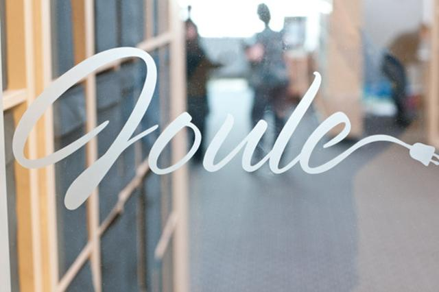 joule sign photo