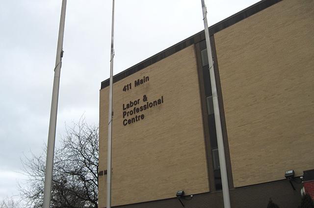 labor and professional centre