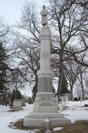 mfd memorial
