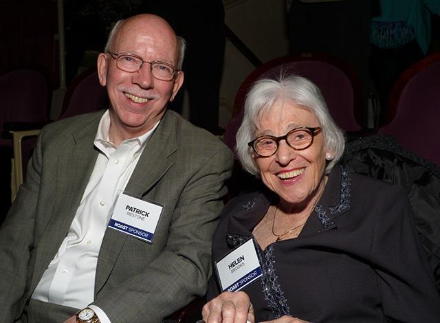 Pat Irestone and Helen Brooks