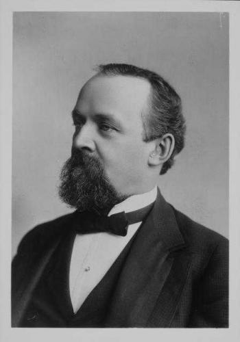 Portrait of Charles Alfred Pillsbury