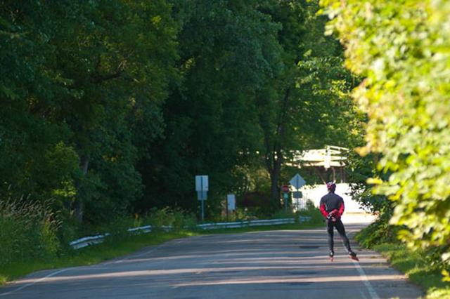 lilydale trail