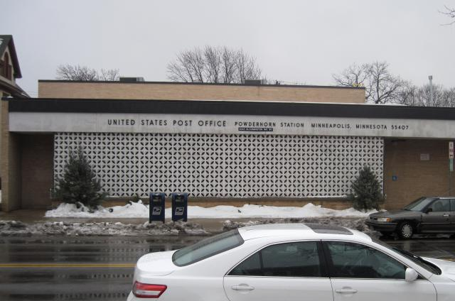 Powderhorn post office