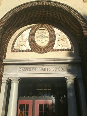 randolph heights school
