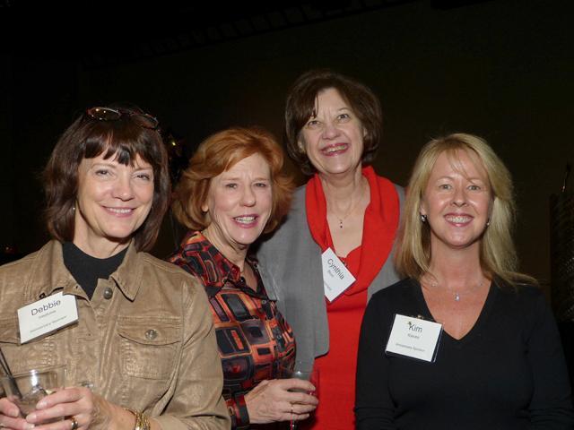 Debbie Irestone, Barbara Klaas, Cynthia Boyd and Kim Kieves
