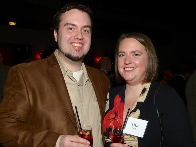 Ian and Lisa Levitt