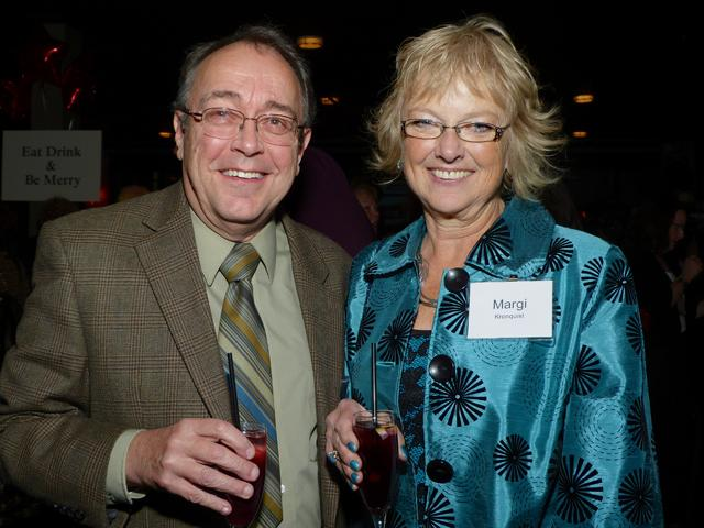 tk and Margi Kromquist
