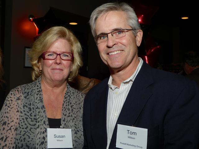 Susan and Tom Wilson