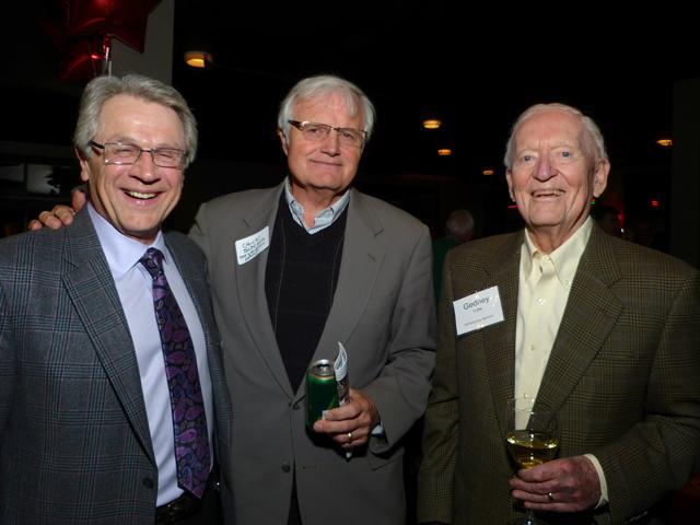 Tom Horner, Chuck Slocum and Gedney Tuttle