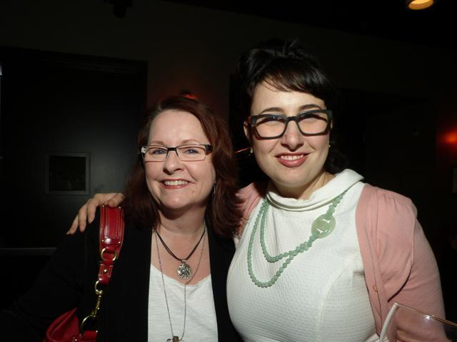 Monica Little and Jackleen Kirshbaum