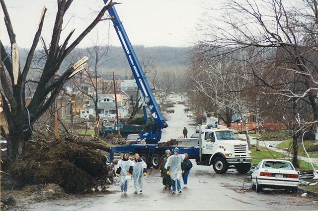 street damage photo