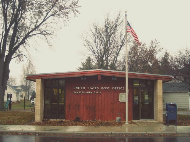 hamburg post office