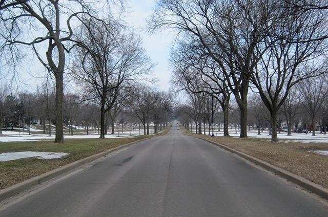 victory memorial drive photo