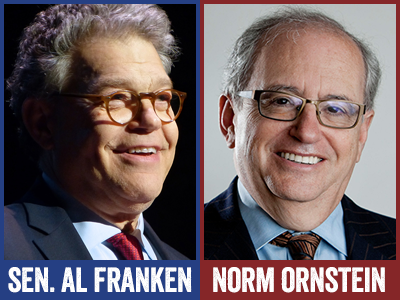 Norm Ornstein and Sen. Al Franken
