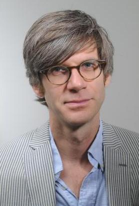 Dylan Hicks portrait