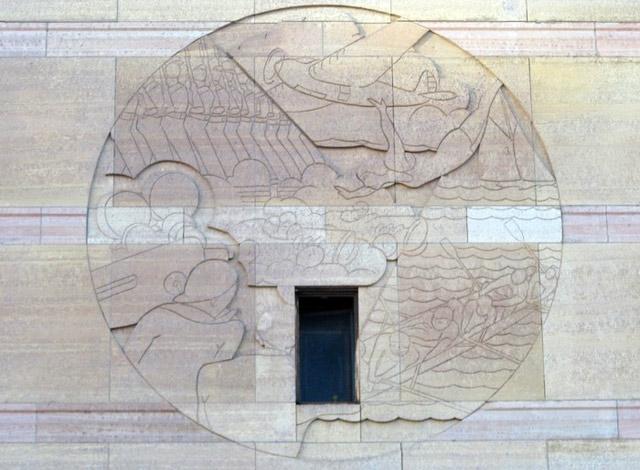 Krollman relief