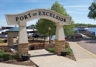 port of excelsior arch photo