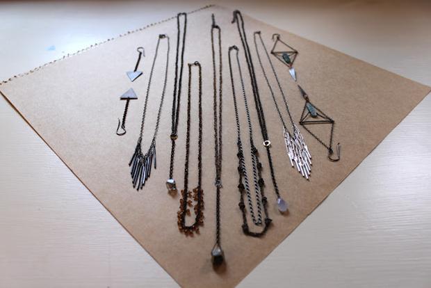 Jewelry by Annika Kaplan
