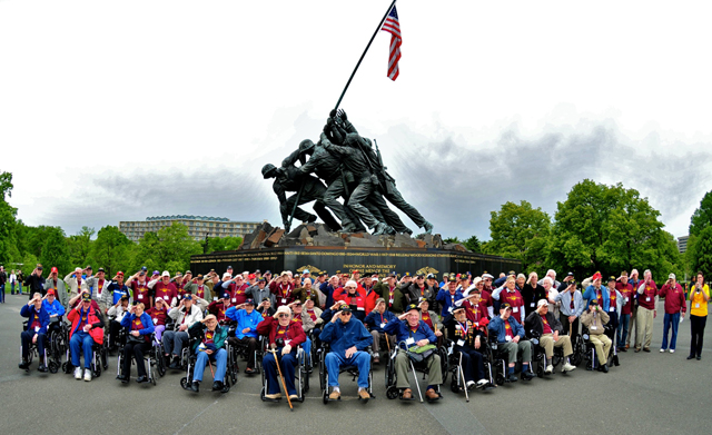 Honor Flight Twin Cities
