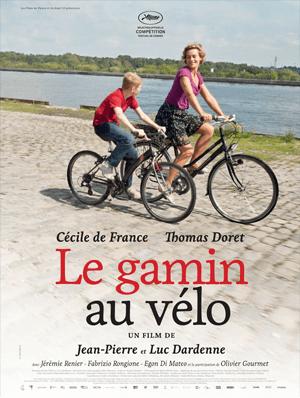 Le Gamin Au Velo movie poster