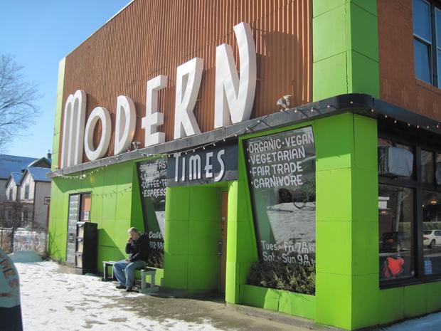 The Modern Times Café