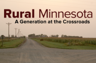 RuralMN a generation at the crossroads