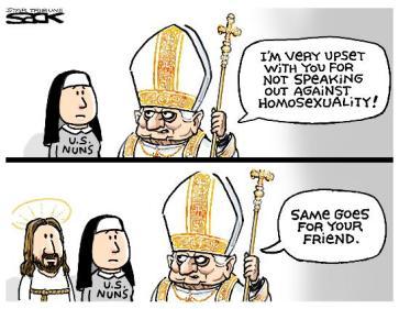 Star Tribune cartoonist Steve Sack's April 30 cartoon.
