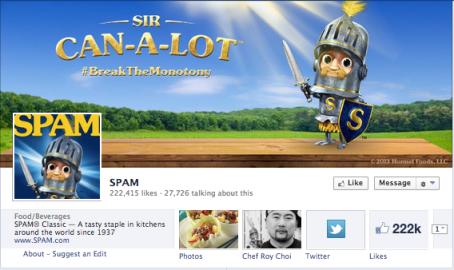 Spam FB2